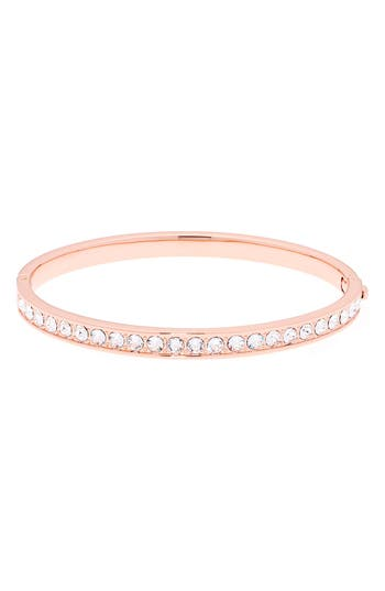 Ted Baker London Clemara Hinge Bangle Bracelet