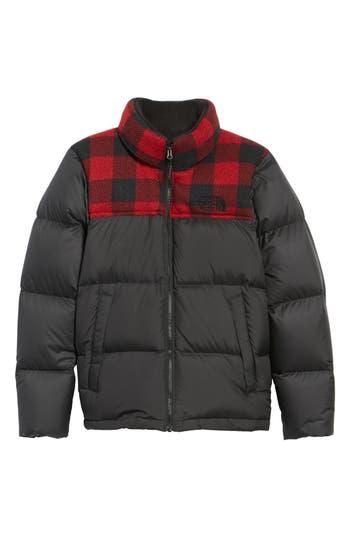 The North Face Mixed Media Jacket, Black