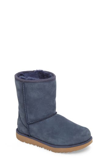 Toddler Girl's Ugg Classic Short Ii Waterproof Boot