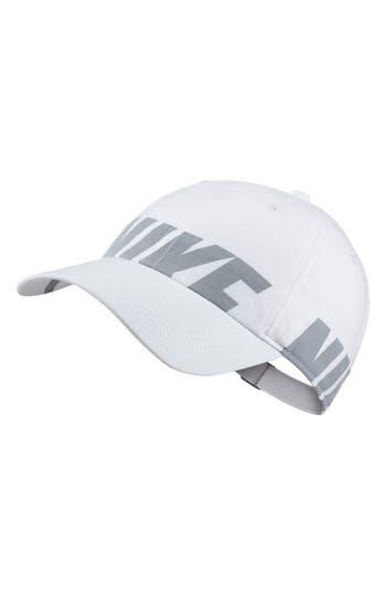 25ecd1ffb2d Nike Sportswear H86 Cap - White In White  Wolf Grey