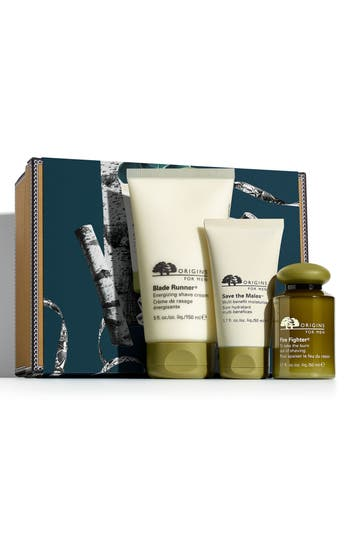 Origins Men's Must Haves Collection