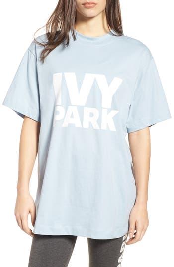 Ivy Park OVERSIZE LOGO TEE
