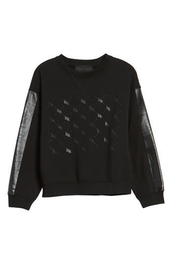 Kendall + Kylie Sweatshirt, Black