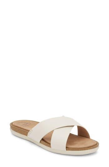 G.h. Bass & Co. Stella Slide Sandal, White