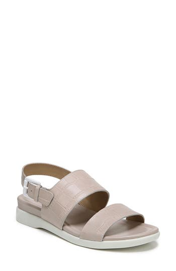 Women's Naturalizer Emory Wedge Sandal, Size 7 N - Grey