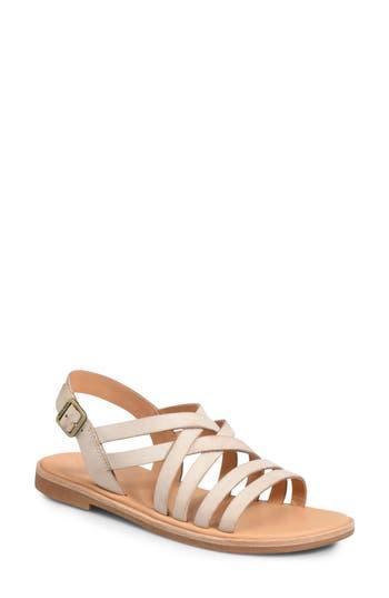 Kork-Ease Nicobar Sandal, Grey