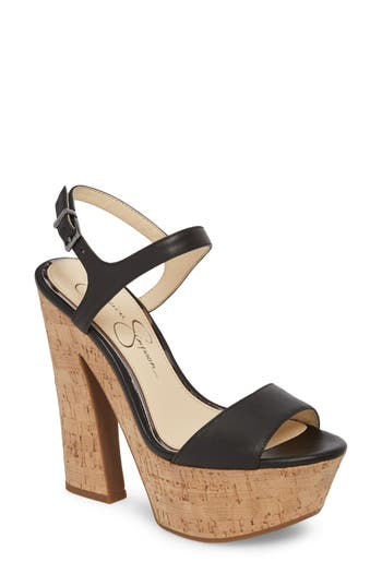 Jessica Simpson Divella Platform Sandal