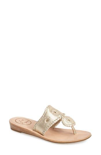 Women's Jack Rogers 'Capri' Thong Sandal
