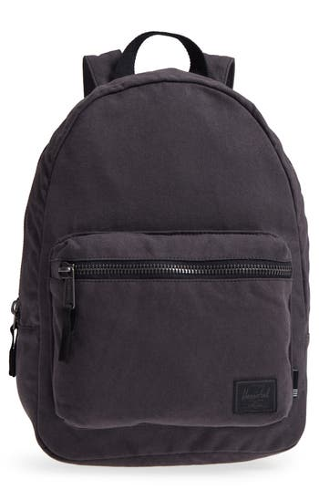 Herschel Supply Co. X-Small Grove Cotton Canvas Backpack -