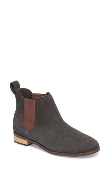 Toms Ella Chelsea Boot, Grey