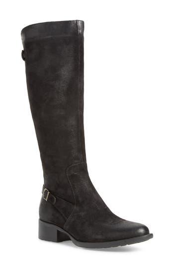 B?rn Cupra Tall Boot, Regular Calf- Black