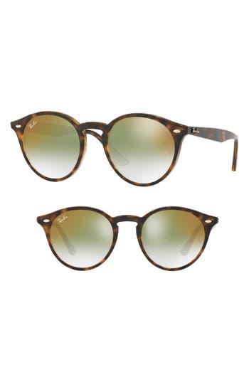 Ray-Ban Highstreet 4m Round Sunglasses -