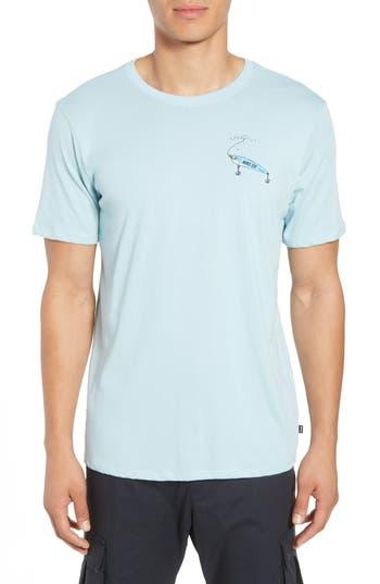 Nike Sb Dry Walrus T-Shirt, Blue