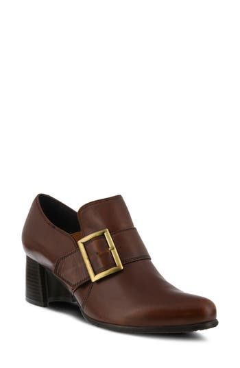 Spring Step Dayana Bootie - Brown
