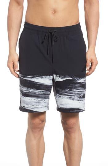 Nike Nsw Franchise Gx1 Shorts, Black