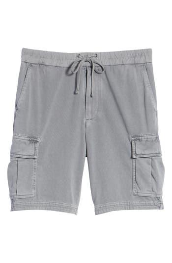 James Perse Heavy Jersey Cargo Shorts