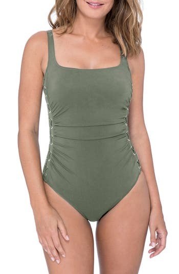 Profile By Gottex One-Piece Swimsuit