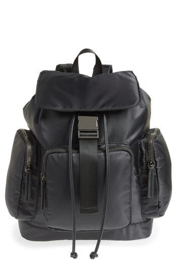 Yoki Bags Oversized Utility Backpack - Black