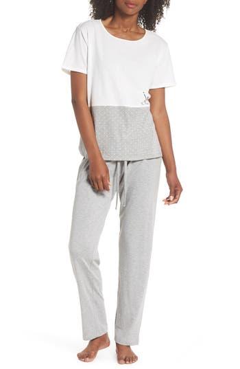 Ed Ellen Degeneres Joy Pajamas, Grey