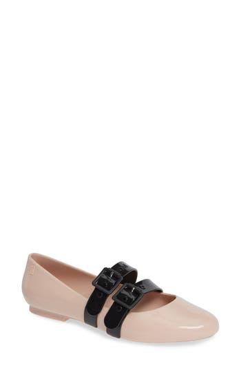 Melissa + Vivienne Westwood Doll Flat, Pink