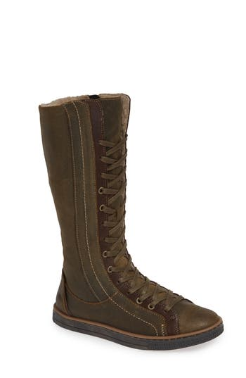 Cloud Nirvana Wool Lined Boot - Green