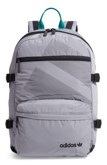 Adidas Originals Eqt Backpack - Grey