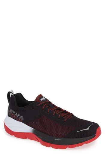 Hoka One One Mach Running Shoe- Black