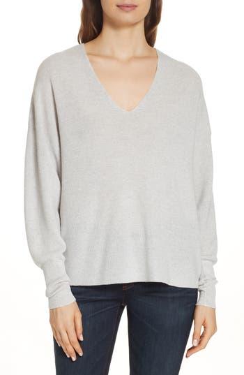 Eileen Fisher Merino Wool Sweater, Grey