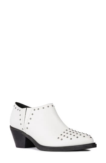 Geox Lovai Ankle Boot, White