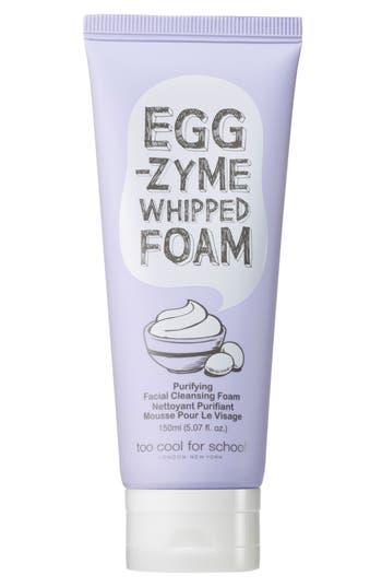 TOO COOL FOR SCHOOL Egg-Zyme Whipped Foaming Cleanser