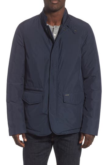 Woolrich City Down Jacket, Blue