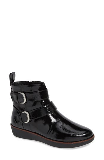 Fitflop Laila Double Buckle Bootie