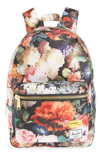 Herschel Supply Co. X Hoffman Extra Small Grove Backpack - Orange