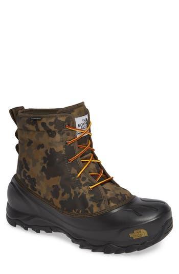 The North Face Tsumoru Snow Boot, Green