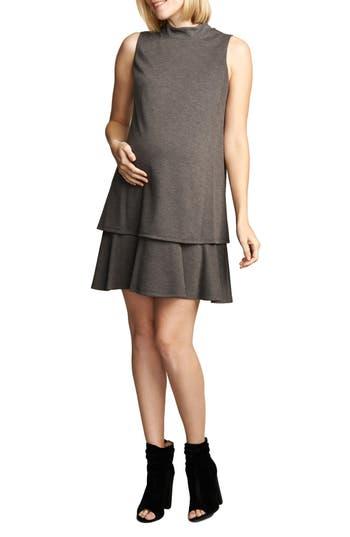 Women's Maternal America 'Lucy' Maternity Dress