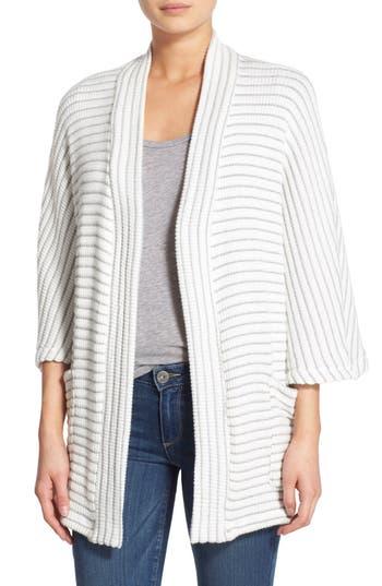 Women's Splendid Meridien Stripe Cardigan Sweater