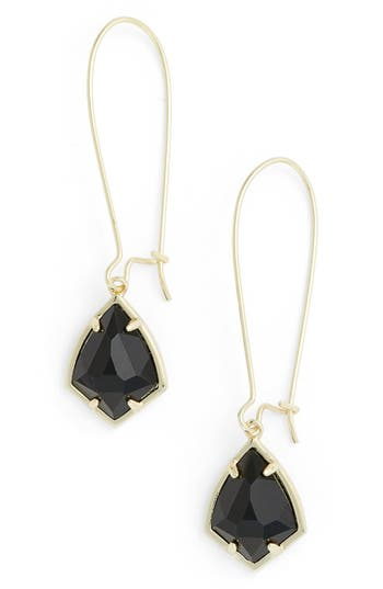 Women's Kendra Scott 'Carrine' Semiprecious Stone Drop Earrings
