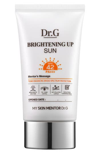 My Skin Mentor Dr. G Beauty Brightening Up Sun Cream Spf 42