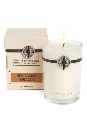 Archipelago Botanicals Signature Soy Wax Candle, Size One Size - Brown