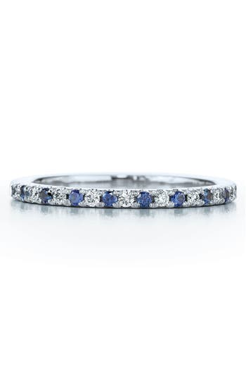 Women's Kwiat Diamond & Sapphire Stackable Ring