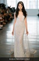 581c0ffda Berta Illusion Bodice Embellished Lace Gown, Main Image. BERTA. $10340.00. Carolina  Herrera ...