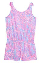 fccb04aa896166 Lilly Pulitzer® Leonie Ruffle Romper (Toddler Girls, Little Girls ...