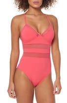888ae36120d7 Profile by Gottex Stargazer One-Shoulder One-Piece Swimsuit   Nordstrom