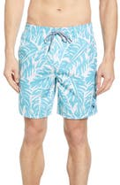d7cc068a09 Ted Baker London Ontima Pineapple Print Swim Trunks | Nordstrom