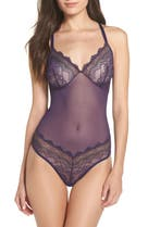 315de0814db8 Free People Intimately FP Runaway Lace Thong Bodysuit | Nordstrom