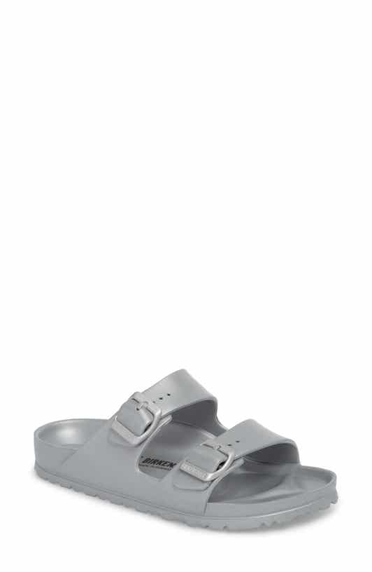 super popular beac7 f3e06 Birkenstock Essentials - Arizona Slide Sandal (Women)