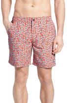 746b5703db Tom & Teddy Skin Print Swim Trunks, Main Image